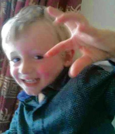Three-year-old Alfie's death ruled an accident
