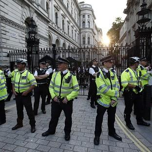 The Home Secretary has decided not to press ahead with plans for compulsory redundancies for police