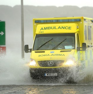 There were 106,230 emergency admissions across England in the week