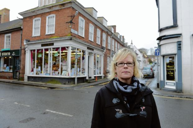 Safety fears after lorries hit town shop three times