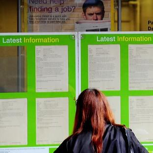Harwich and Manningtree Standard: The latest unemployment figures are due to be published on Wednesday