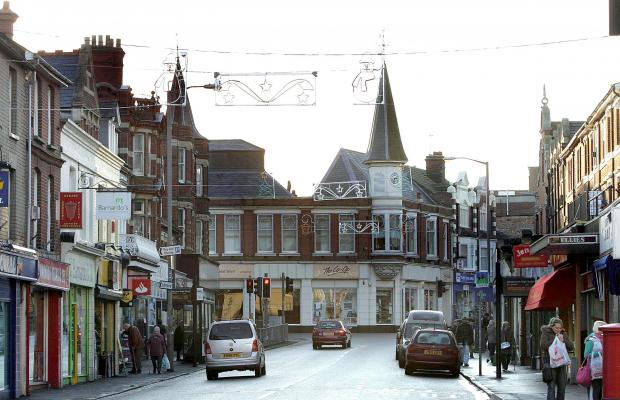 High Street leader hopeful of change in town