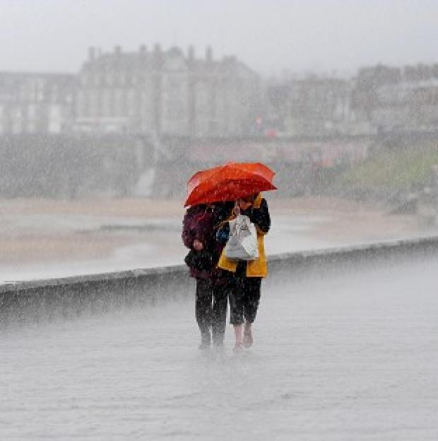 Harwich and Manningtree Standard: Pockets of northern England, Wales and Scotland can expect up to 40mm of rain, forecasters say