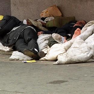 Harwich and Manningtree Standard: Counts and estimates compiled by local councils in the autumn put the number of people sleeping on the streets at 2,414