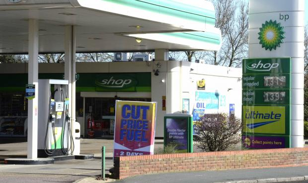 Drivers driven mad by inflated petrol prices