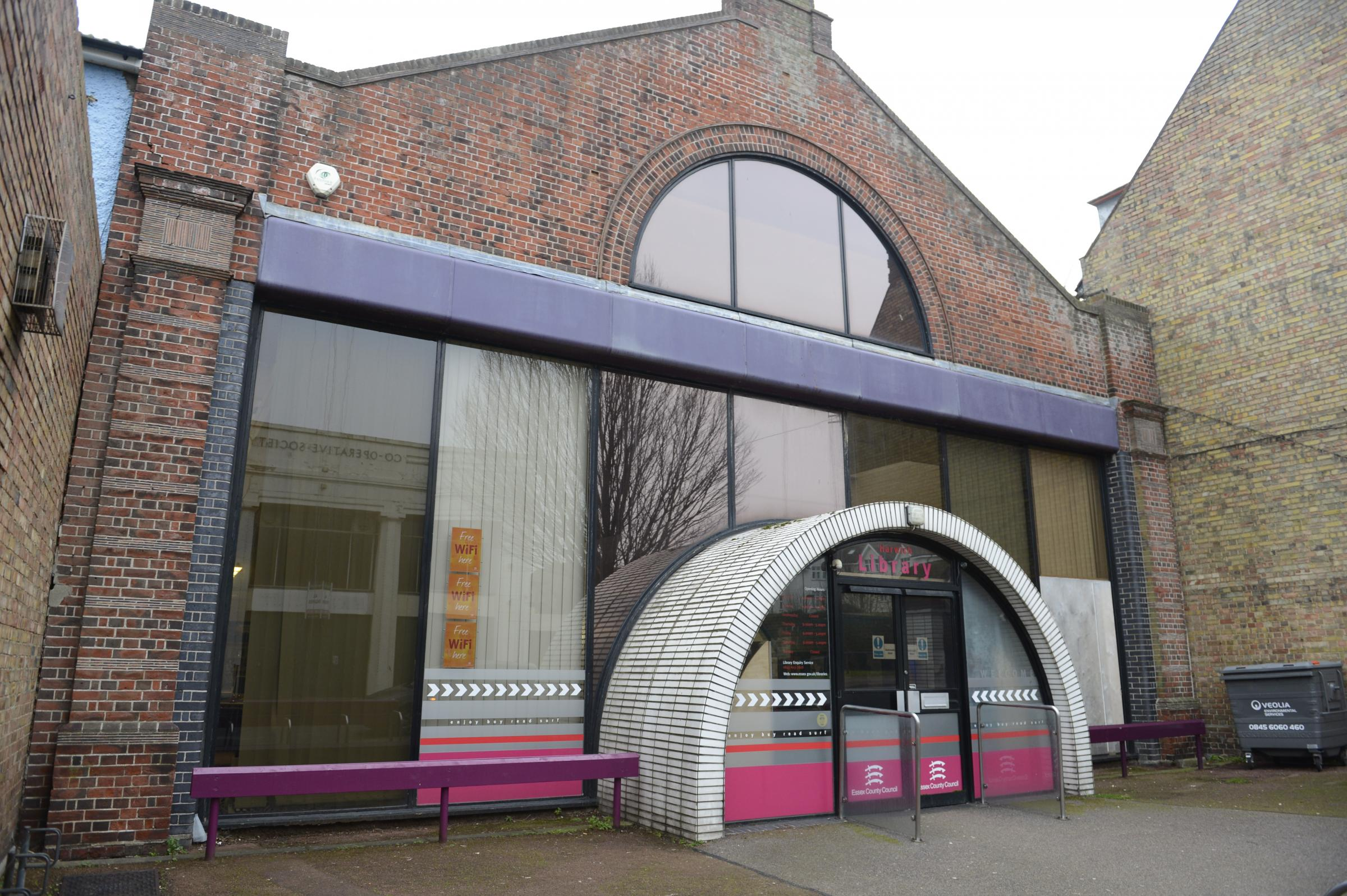 Library repair to cost £280k