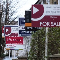 House prices growing at strong pace
