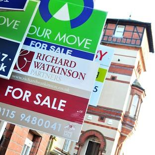 Harwich and Manningtree Standard: The number of potential home buyers registering with estate agents across the country surged in February.