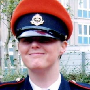 Corporal Anne-Marie Ellement accused colleagues of rape.