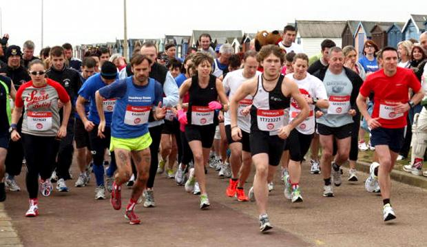 Harwich and Manningtree Standard: Still time for fun runners to jog for Sport Relief