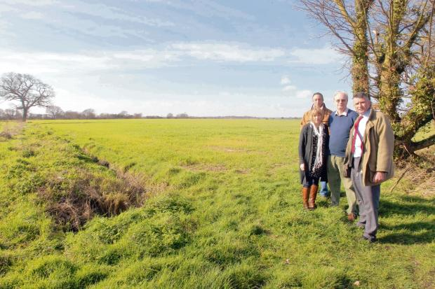 Harwich and Manningtree Standard: MP hears villagers' solar farm fears