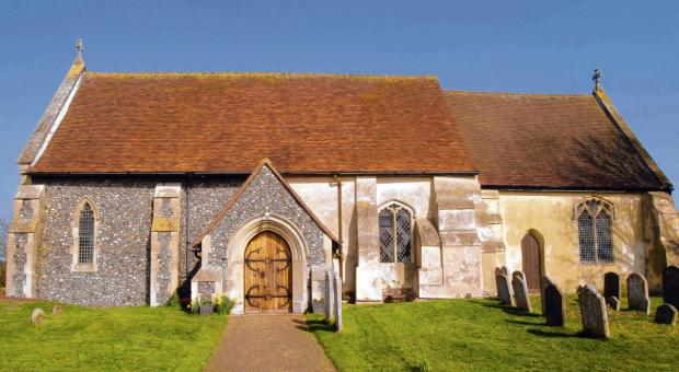 Harwich and Manningtree Standard: Church gets cash boost for vital improvements