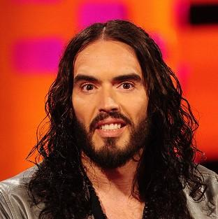 Russell Brand is to
