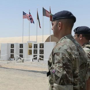 More land is being used to grow poppies near the Camp Bastion base
