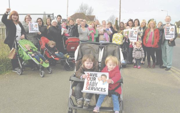 Another 'stupid' decision: Mothers hit back at maternity unit closure