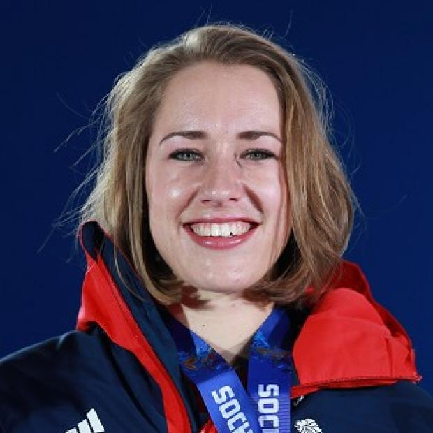 Harwich and Manningtree Standard: Lizzy Yarnold's Olympic exploits will be celebrated at a parade in her honour