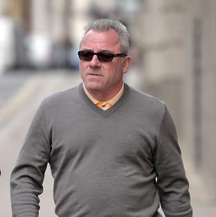 Edward Terry, father of footballer John Terry, was cleared at the Old Bailey of
