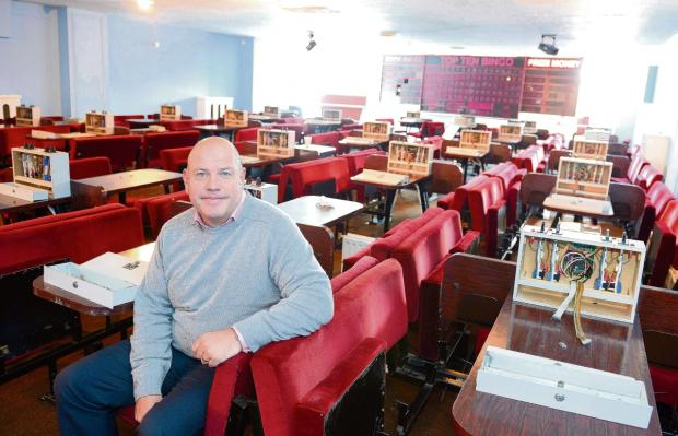 Bingo hall given the green light