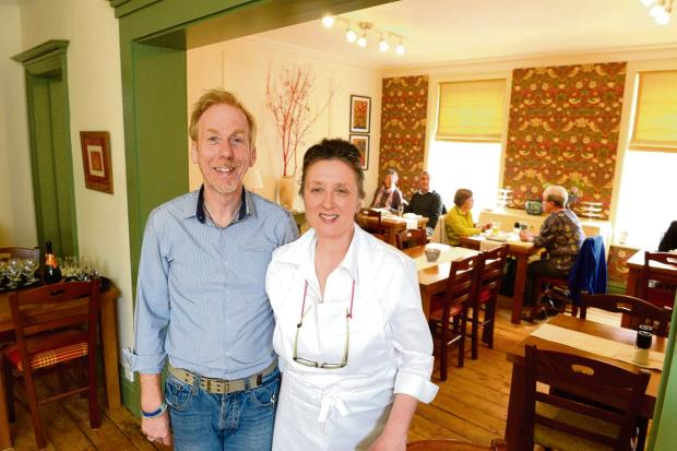 Come in for a coffee, says successful deli