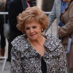 Actress Barbara Knox has been arrested on suspicion of drink-driving