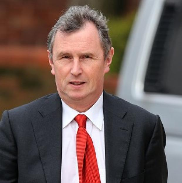 Harwich and Manningtree Standard: Former deputy speaker of the House of Commons Nigel Evans is giving evidence in his sex offences trial at Preston Crown Court