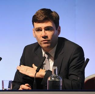Andy Burnham attacked