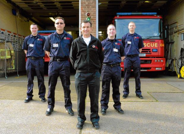 Appeal for more retained firefighters in Manningtree