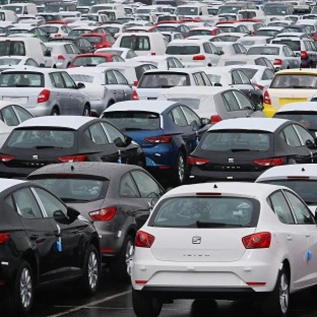 Harwich and Manningtree Standard: New car sales for March took the year-so-far total to 688,122