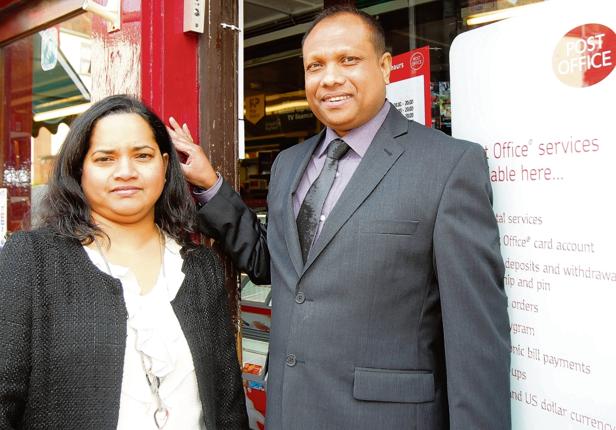 New post office opens saving service for town