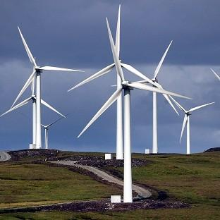 Alex Salmond believes Scotland can become a global 'intellectual powerhouse of green energy'