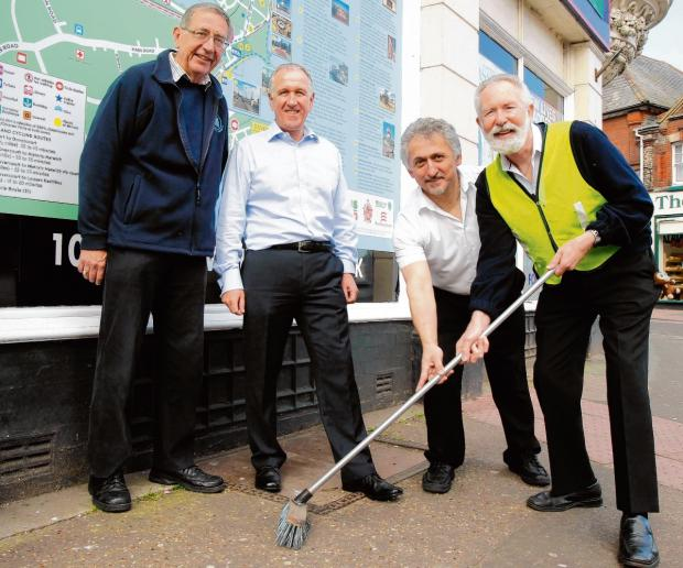 Get your hands dirty to help clean up Harwich