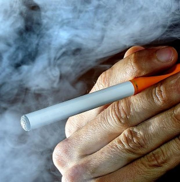 Harwich and Manningtree Standard: Firefighters have warned of the dangers of e-cigarettes