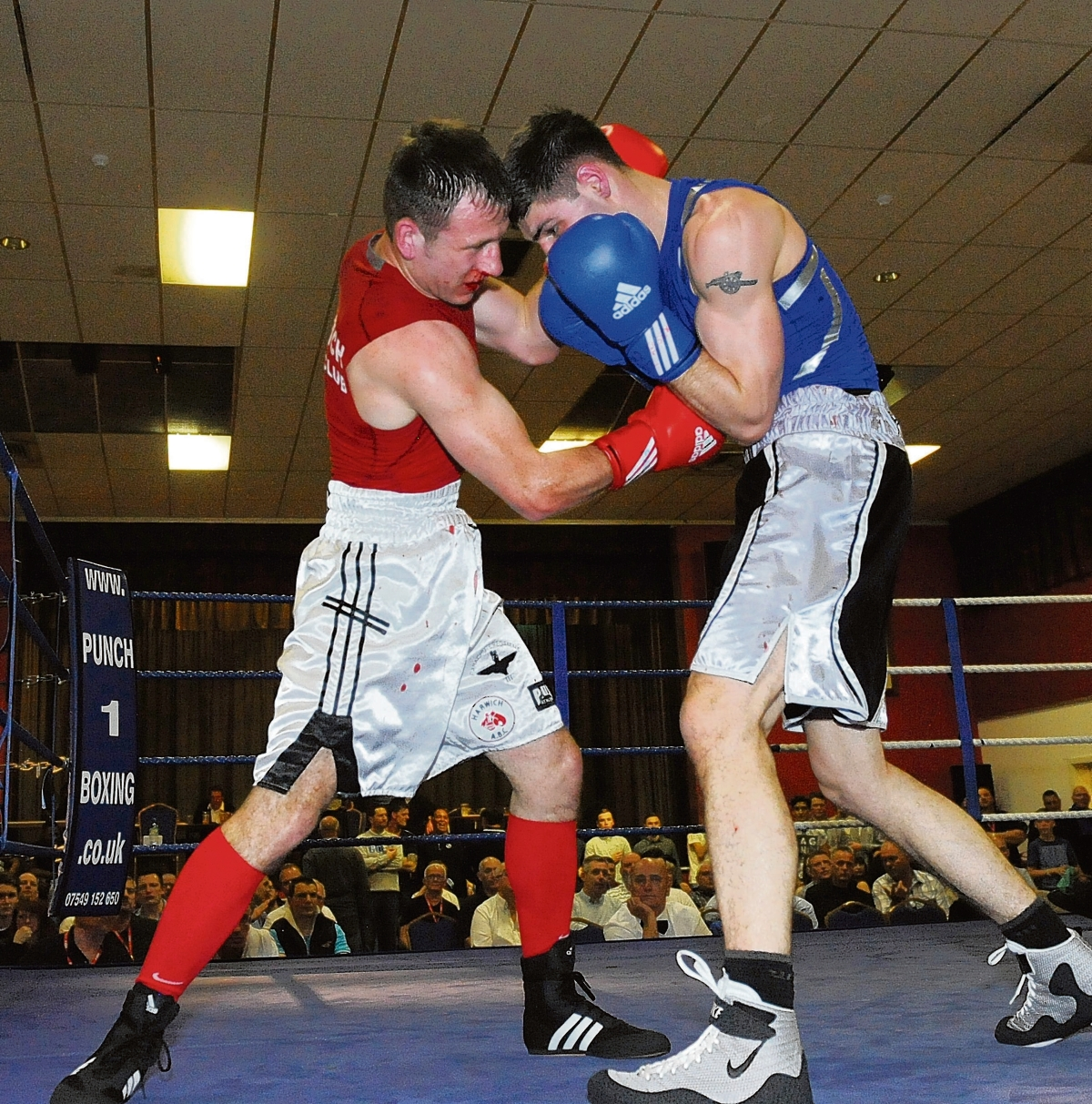 Eastern crown for Harwich boxer John
