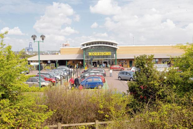 Morrisons favoured by people doing weekly shop