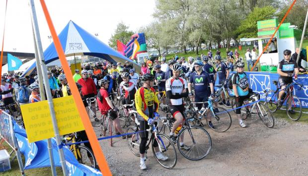 Harwich and Manningtree Standard: Hundreds already signed up for bike race