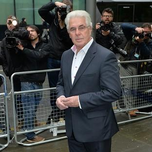 Harwich and Manningtree Standard: Publicist Max Clifford is accused of 11 counts of indecent assault against seven women and girls