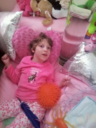 Family fun fundraiser to help brave young girl