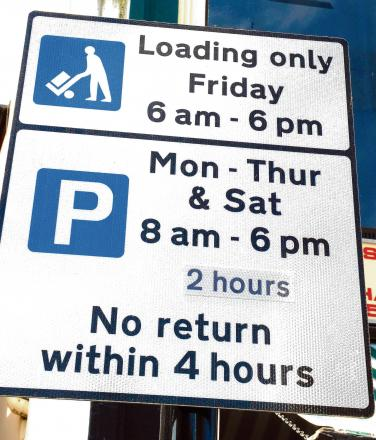 New parking rules 'will make streets safer'