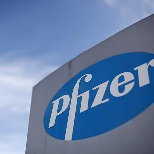 US drugs giant Pfizer has conf