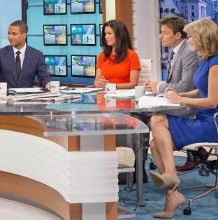 ITV's new Good Morning Britain show pulled in 800,000 viewers compared with 1.5 million for t