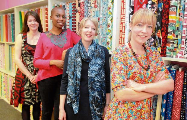 Seamstress sisters open new sewing school