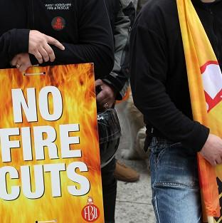 Harwich and Manningtree Standard: Firefighters are staging more industrial action in a dispute with the Government over pension changes