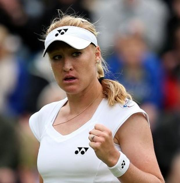 Harwich and Manningtree Standard: Former British number one Elena Baltacha died on Sunday