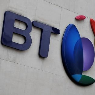 BT said it added 170,000 retail broadband customers in the first three months of this year