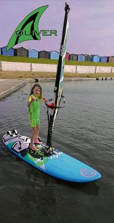 New windsurfing school to set sail this weekend