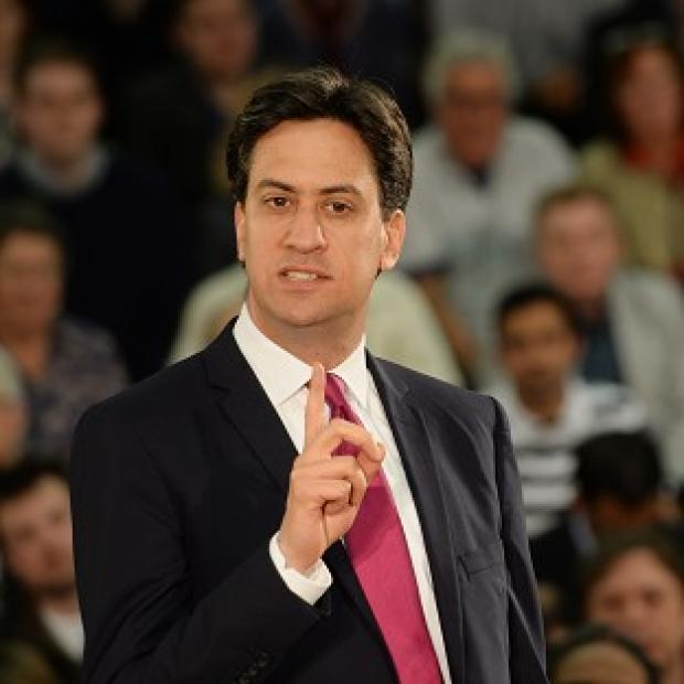 Harwich and Manningtree Standard: Labour leader Ed Miliband will give Scotland more powers over tax if he becomes Prime Minister