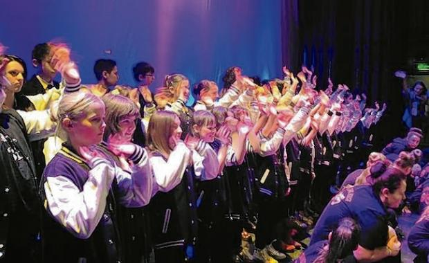 Arts festival to include talented youngsters