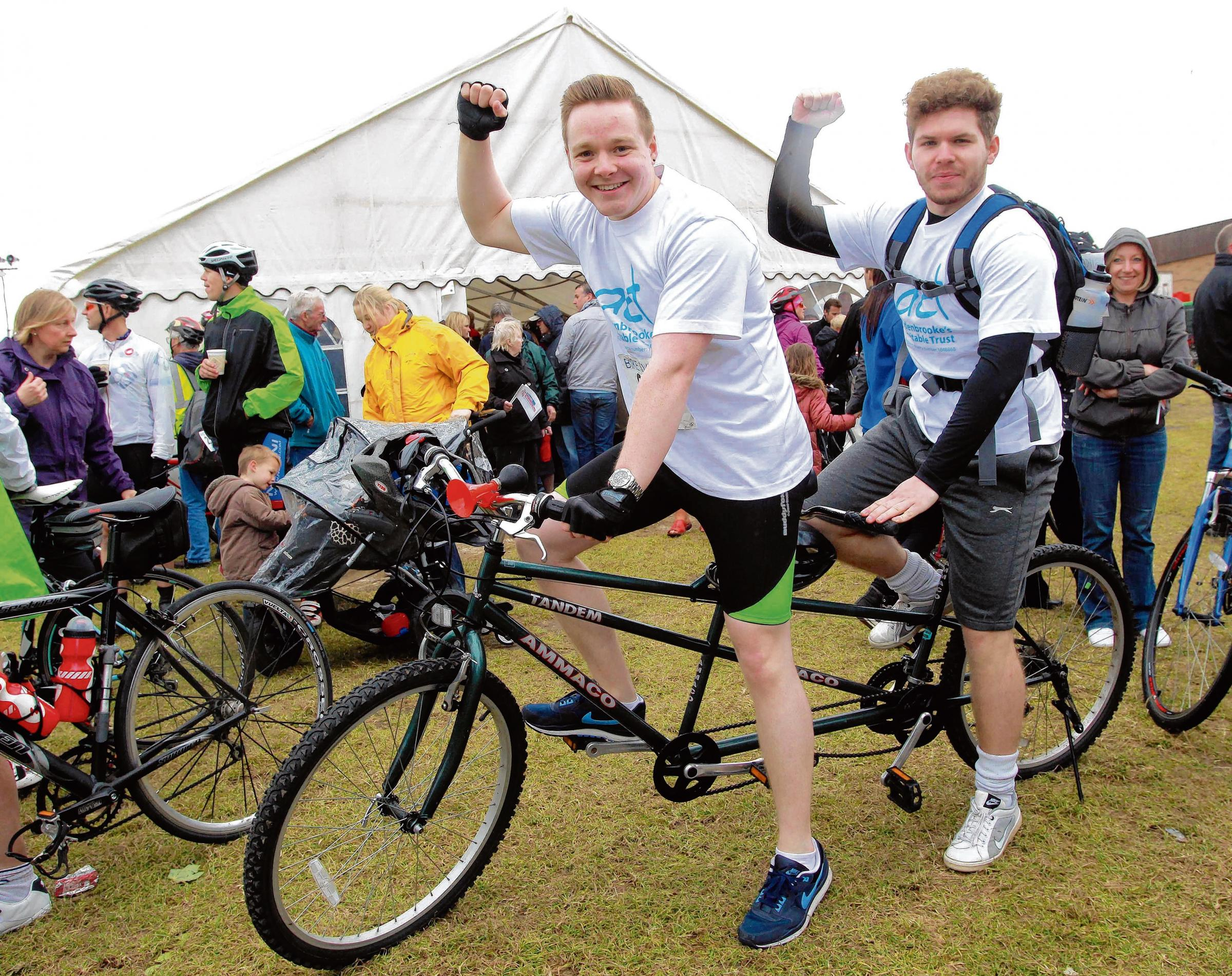 In Pictures: Tour de Tendring