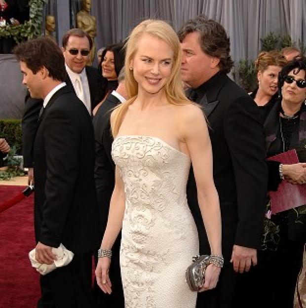 Harwich and Manningtree Standard: Nicole Kidman has said she would give up her movie career for her family