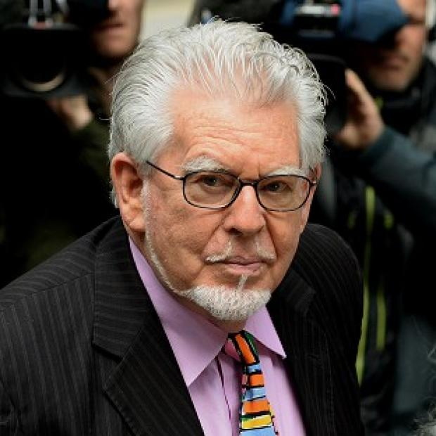 Harwich and Manningtree Standard: Rolf Harris denies the charges.